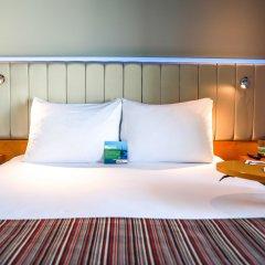 Отель Park Inn by Radisson, Abu Dhabi Yas Island 3* Улучшенный номер с различными типами кроватей