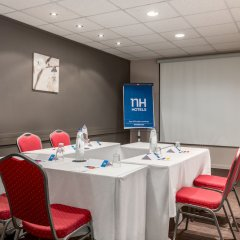 Отель NH Brussels Carrefour de l'Europe конференц-зал фото 4