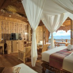 Отель Santhiya Koh Yao Yai Resort & Spa 5* Номер Делюкс с различными типами кроватей фото 2