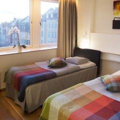 First Hotel Fridhemsplan 3* Стандартный номер с различными типами кроватей