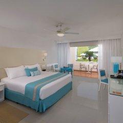 Отель Sunscape Puerto Plata - Все включено 4* Номер Делюкс с различными типами кроватей фото 2