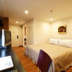 I Residence Hotel Sathorn 3* Улучшенный номер с различными типами кроватей