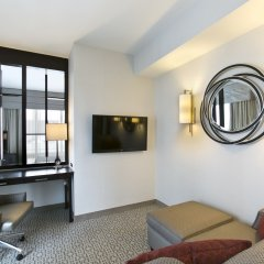 Cambria Hotel White Plains - Downtown 3* Люкс с различными типами кроватей
