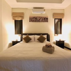 Отель Вилла Boutique Resort Private Pool Вилла Делюкс с различными типами кроватей фото 3