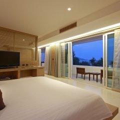 Отель La Flora Resort Patong 5* Люкс разные типы кроватей