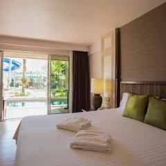 Отель Phuket Orchid Resort and Spa 4* Стандартный номер с разными типами кроватей фото 5