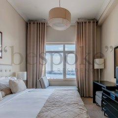 Отель Bespoke Residences - Shoreline Al Haseer 5* Апартаменты с различными типами кроватей