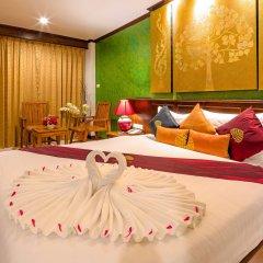 Tanawan Phuket Hotel 3* Номер Делюкс с различными типами кроватей фото 3