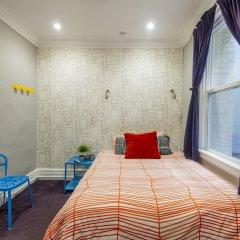Отель USA Hostels San Francisco Улучшенный номер с различными типами кроватей фото 2
