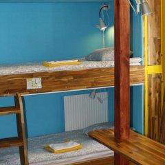 Birka Hostel Кровать в общем номере с двухъярусной кроватью