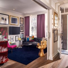 Hotel Pulitzer Amsterdam 5* Люкс с различными типами кроватей