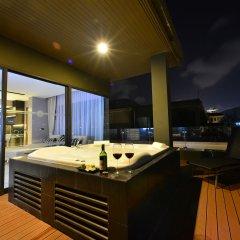 Отель The Charm Resort Phuket 4* Люкс с различными типами кроватей фото 6