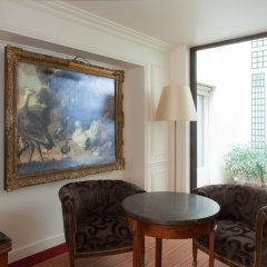 Hotel Des Saints Peres вестибюль фото 4
