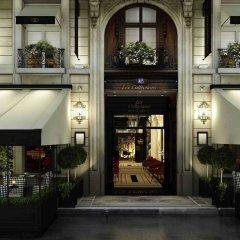 Отель Sofitel Paris Le Faubourg вид на фасад фото 3