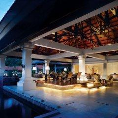 Отель Grand Hyatt Bali вестибюль