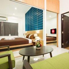 M.U.DEN Patong Phuket Hotel 3* Стандартный номер разные типы кроватей