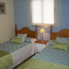 Отель Hostal Rural Gloria Стандартный номер двуспальная кровать