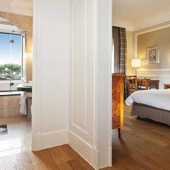Rome Marriott Grand Hotel Flora 4* Улучшенный номер с различными типами кроватей