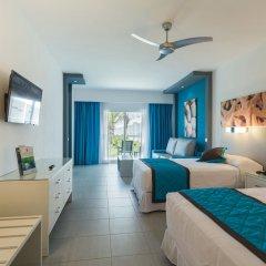 Отель Riu Republica - Adults only - All Inclusive 4* Стандартный номер с различными типами кроватей