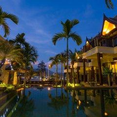 Отель Baan Yin Dee Boutique Resort переливной бассейн фото 3