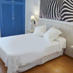 Отель Apartamentos Playasol My Tivoli Улучшенные апартаменты с различными типами кроватей