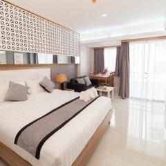 Отель Racha Residence Sri Racha 3* Улучшенный номер с различными типами кроватей