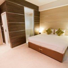 Отель TheWesley 4* Улучшенный номер с различными типами кроватей фото 10