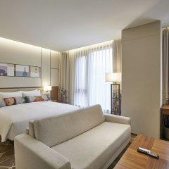 Отель Aloft Seoul Myeongdong 4* Стандартный номер с различными типами кроватей
