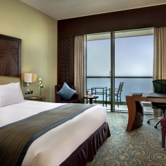 Отель Sofitel Dubai Jumeirah Beach 5* Улучшенный номер с различными типами кроватей фото 6
