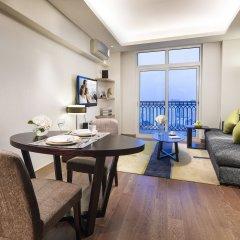 Отель Somerset Xu Hui Shanghai 4* Номер Делюкс с различными типами кроватей