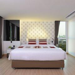 Отель Le D'Tel Bangkok 5* Номер Премьер