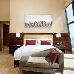 Отель Fairmont Baku at the Flame Towers 5* Люкс с различными типами кроватей фото 4
