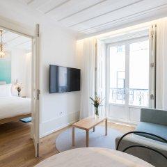 Отель Boutique Chiado Suites 4* Номер Делюкс с различными типами кроватей