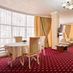 Гостиница Amici Grand 4* Люкс с разными типами кроватей фото 4