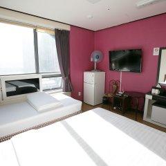 K Hostel Стандартный номер с различными типами кроватей