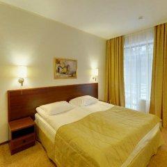 Парк-Отель Европа 4* Стандартный номер с двуспальной кроватью фото 5