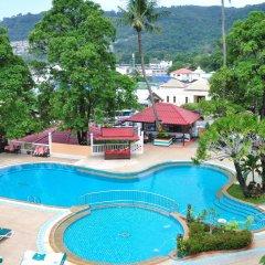 Patong Lodge Hotel бассейн фото 2