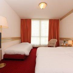 Drake Longchamp Swiss Quality Hotel 3* Стандартный номер с различными типами кроватей