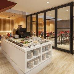 Отель Travelodge Dongdaemun Seoul место для завтрака
