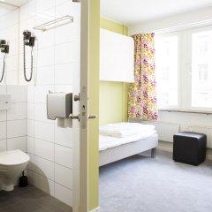 Отель Slottsskogens Vandrarhem & Hotell 2* Стандартный номер с различными типами кроватей
