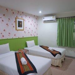 Отель Nine Inn at Town 2* Номер Делюкс с различными типами кроватей