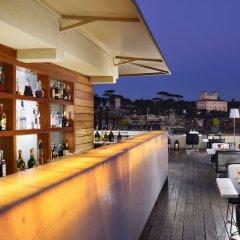 Отель The First Roma Arte гостиничный бар фото 2