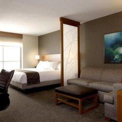 Отель Hyatt Place Detroit/Novi 3* Стандартный номер с различными типами кроватей фото 7
