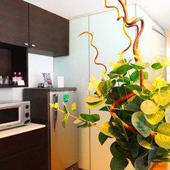 I Residence Hotel Silom 3* Полулюкс с различными типами кроватей фото 16