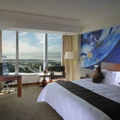 ShenzhenAir International Hotel 5* Номер Делюкс с различными типами кроватей
