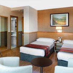 Отель Catalonia Park Güell 3* Номер категории Премиум с различными типами кроватей фото 2