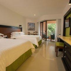 Отель Barcelo Huatulco Beach - Все включено 4* Номер Делюкс с различными типами кроватей
