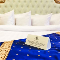 Гостиница Moscow Holiday 4* Люкс с двуспальной кроватью