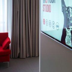 Отель Radisson RED Brussels жилая площадь фото 2