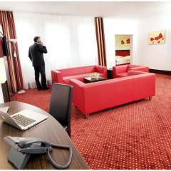Отель Best Western Plus Amedia Wien 4* Номер Комфорт с различными типами кроватей